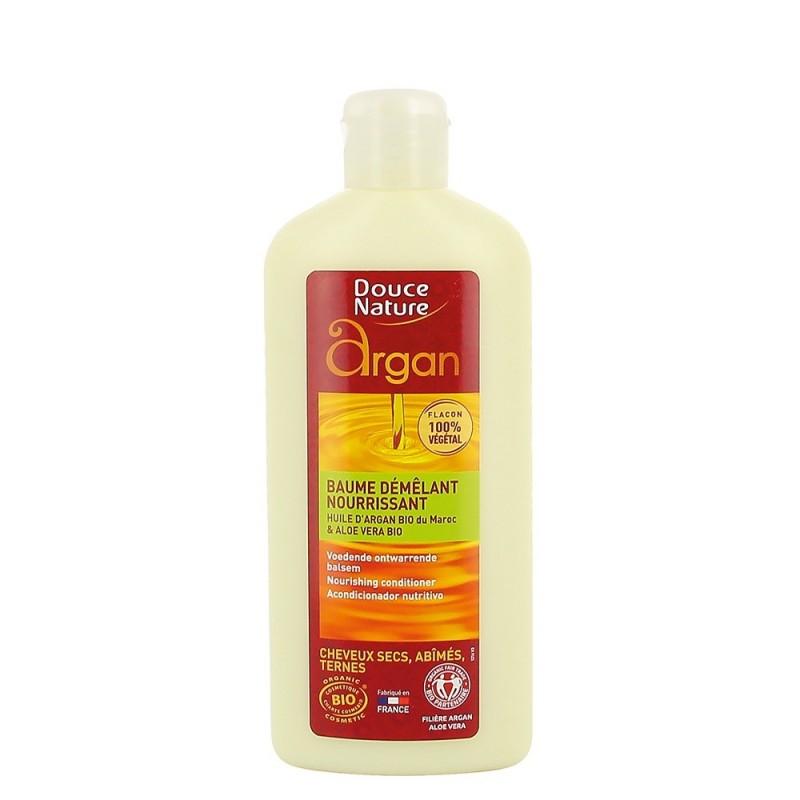 Balsam de par cu ulei de argan (250ml), Douce Nature