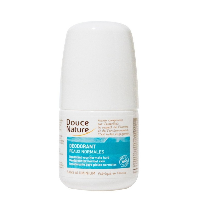 Deodorant bio roll on (50 ml), Douce Nature