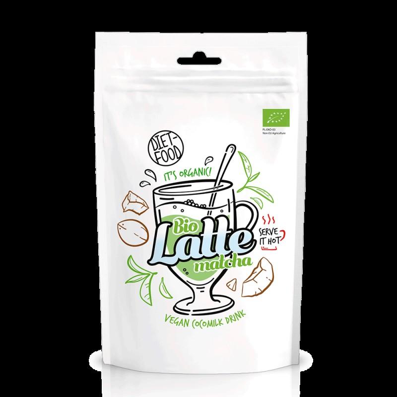 Matcha Latte bio vegan (200g), Diet-Food
