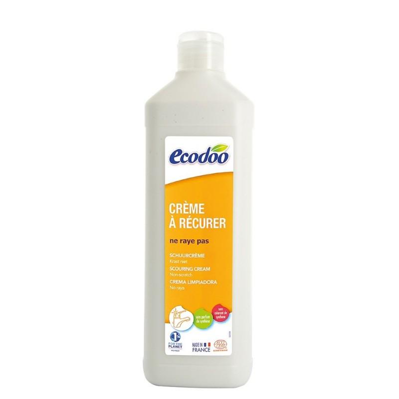 Crema abraziva cu bicarbonat (500ml), Ecodoo