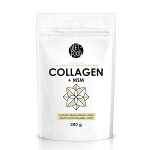 Colagen + MSM - instant (200g), Diet-Food