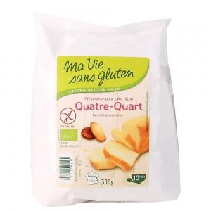 "Amestec pentru chec ""patru sferturi"" - fara gluten  (300g), Ma vie sans gluten"