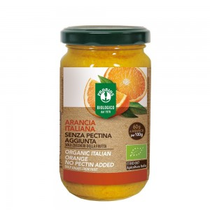 Gem de portocale fara zahar, fara pectina (220g), Probios