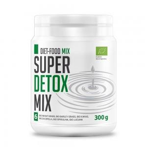 Bio Super Detox Mix pulbere bio (300g), Diet-Food