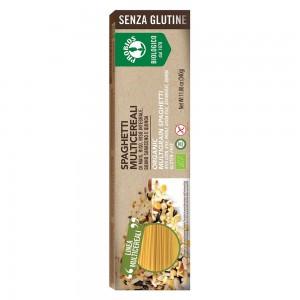 Spaghetti multicereale - fara gluten (340g), Probios