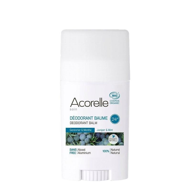 Deodorant eficacitate maxima - ienupar+menta (40g), Acorelle