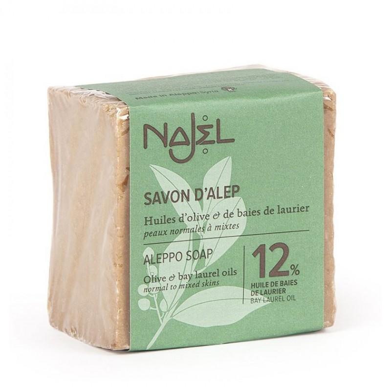 Sapun de Alep Najel 12% (170g), Najel