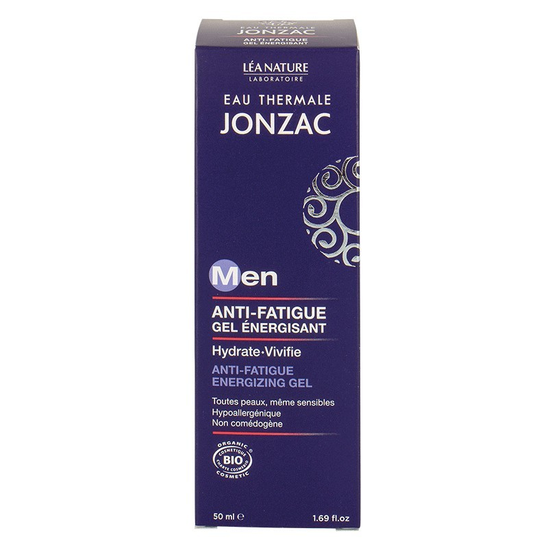 Men - Gel energizant anti oboseala (50ml), Jonzac