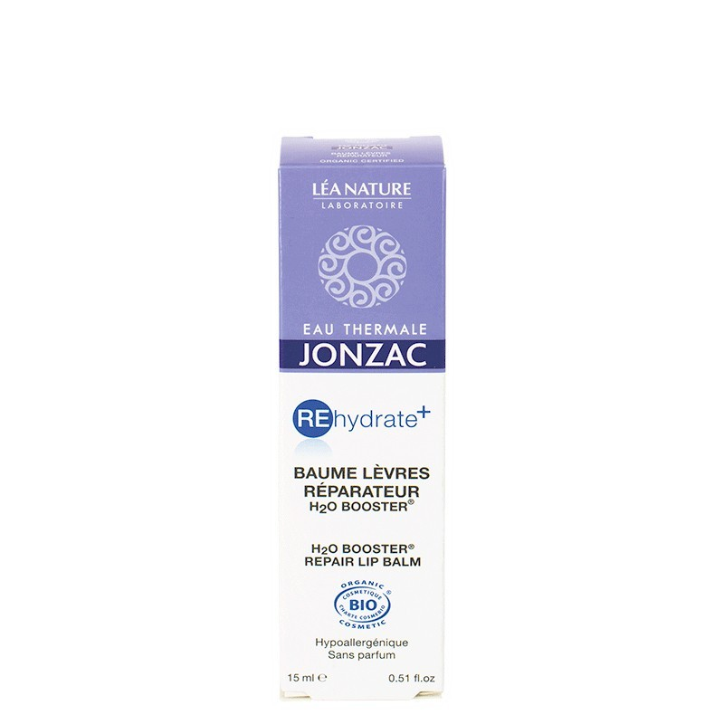 Rehydrate Plus - Balsam buze reparator H2O Booster (15ml), Jonzac