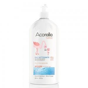 Apa curatare bebelusi cu concentrat de apa termala (500ml), Acorelle