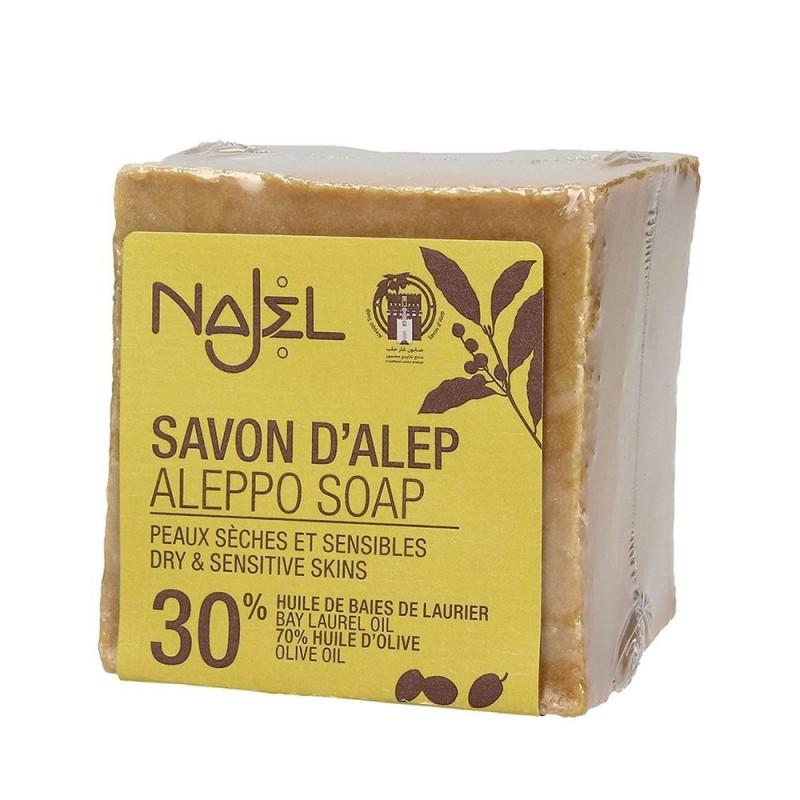 Sapun de Alep Najel 30% (200g), Najel