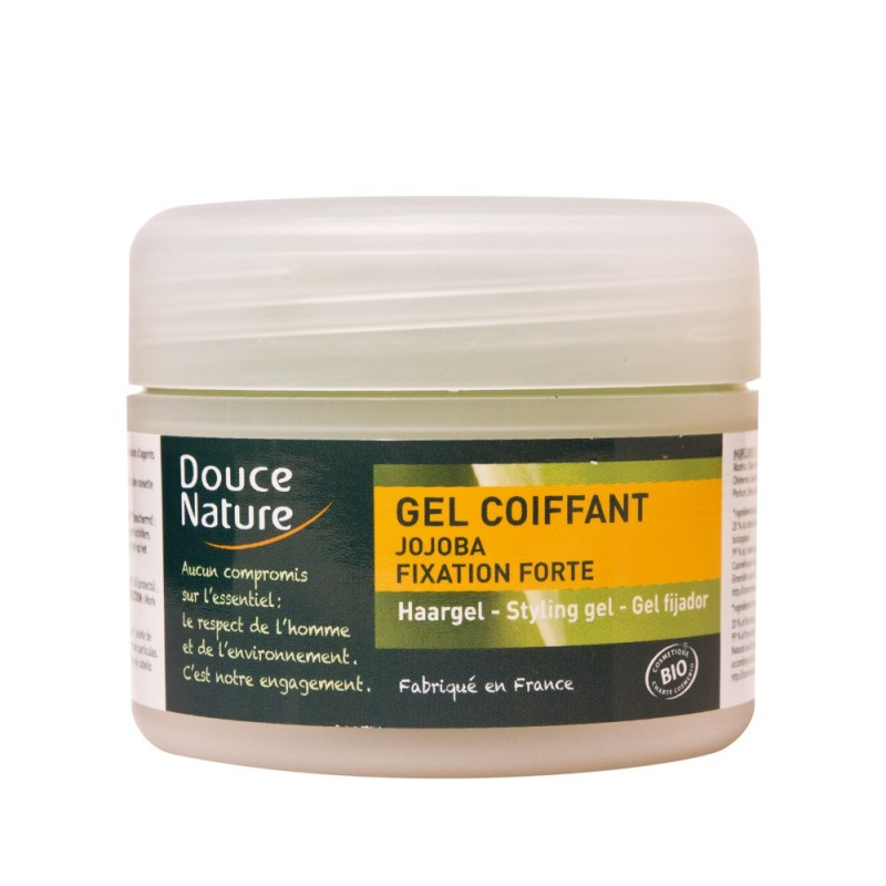 Gel coafant bio (100ml), Douce Nature
