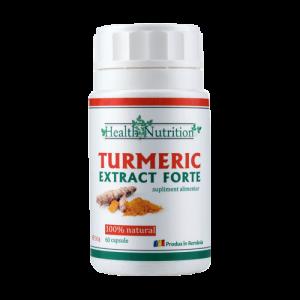Turmeric Extract Forte (60 Capsule), Health Nutrition