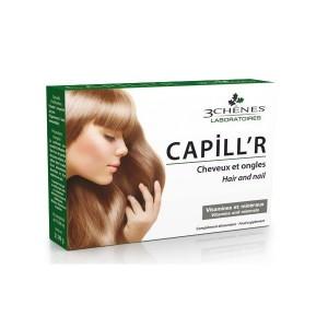 CAPILL'R (30 comprimate), 3Chenes