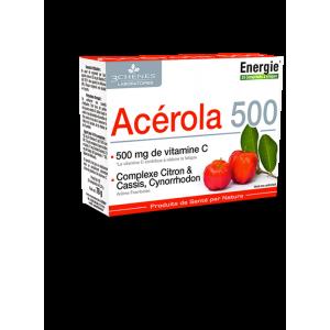 Acerola 500 (24 comprimate), 3Chennes