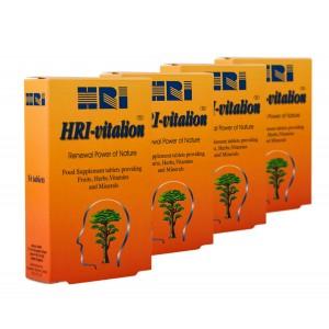 4 x HRI Vitalion (50 tablete)