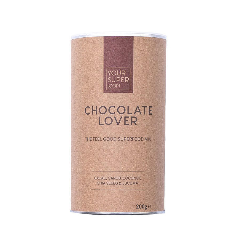 Chocolate Lover Organic Superfood Mix (200 grame), Your Super