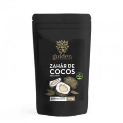 Zahar de Cocos pur, nerafinat (250 grame), Golden Flavours