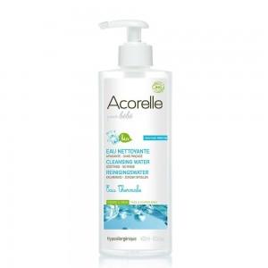 Apa curatare bebe cu apa termala (400 ml), Acorelle