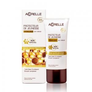 Crema antirid de zi cu polen si propolis (50 ml), Acorelle