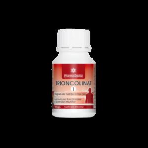 Trioncolinat 1 (180 capsule), Pharma Dacica