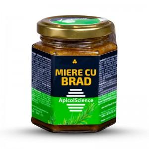 Miere cu brad (200 ml), ApicolScience