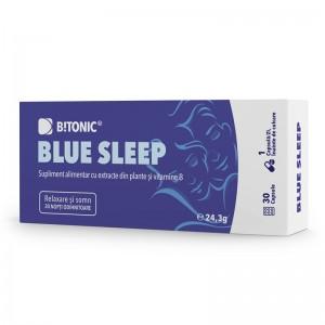 Blue Sleep (30 capsule), B!tonic