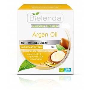 Crema de zi cu ulei de argan (50 ml)