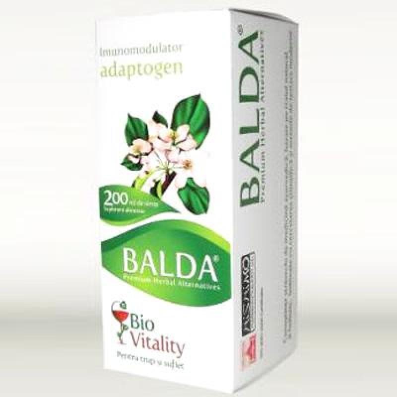 Balda sirop (200 ml), Bio Vitality