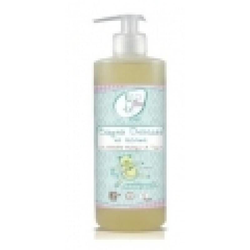 Sampon si gel de dus pentru copii si bebelusi (400 ml), Bioconte Baby
