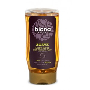 Sirop de agave light bio (250 ml), Biona