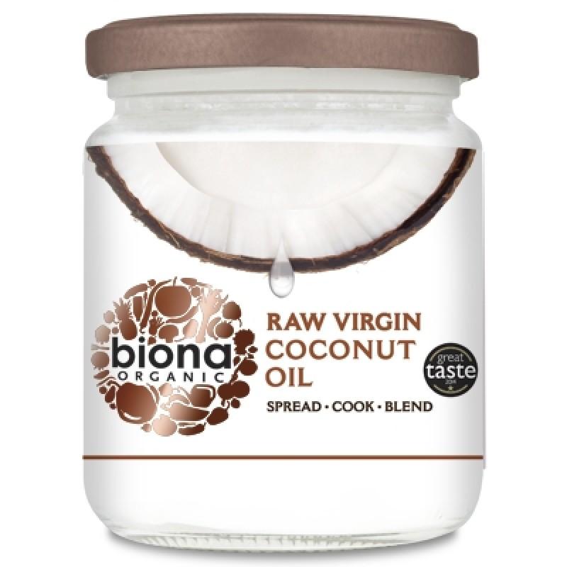 Ulei de cocos virgin (200 grame), Biona