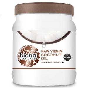 Ulei de cocos virgin (800 grame), Biona