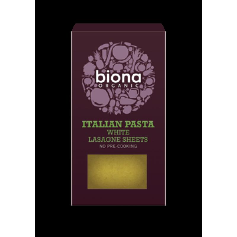 Foi pentru lasagna bio (250 grame), Biona