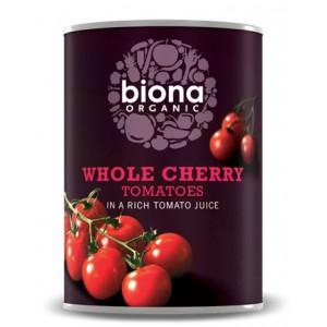 Rosii cherry la conserva bio (400 grame), Biona