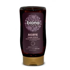 Sirop de agave dark bio (250 ml), Biona