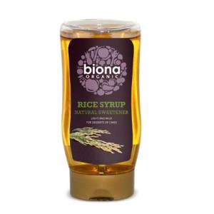Sirop de orez bio (350 grame), Biona