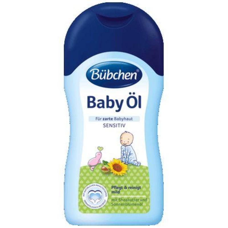Baby Ulei (400 ml), Bubchen