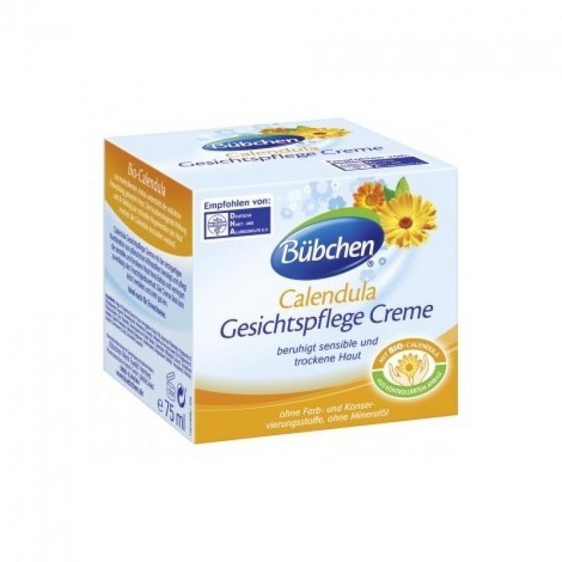 Crema de fata cu galbenele (75 ml), Bubchen
