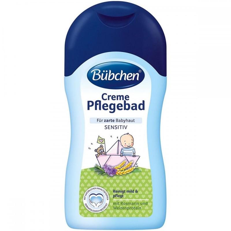 Creme Pflegebad (400 ml), Bubchen