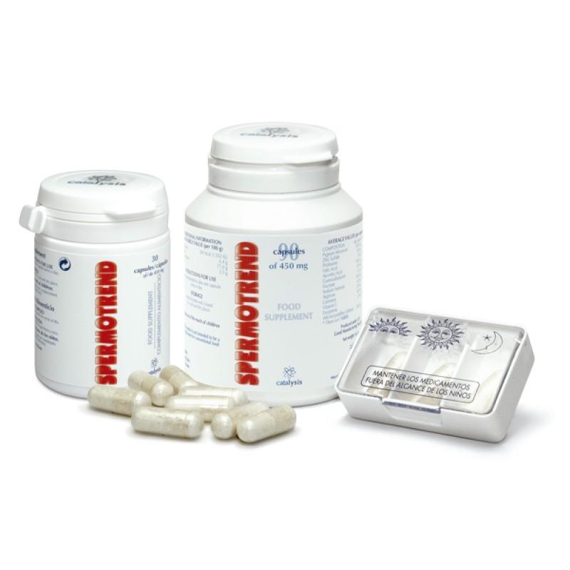 Spermotrend (90 capsule), Catalysis