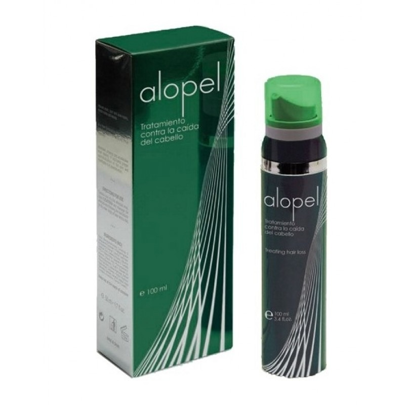 Alopel Spuma (100 ml), Catalysis