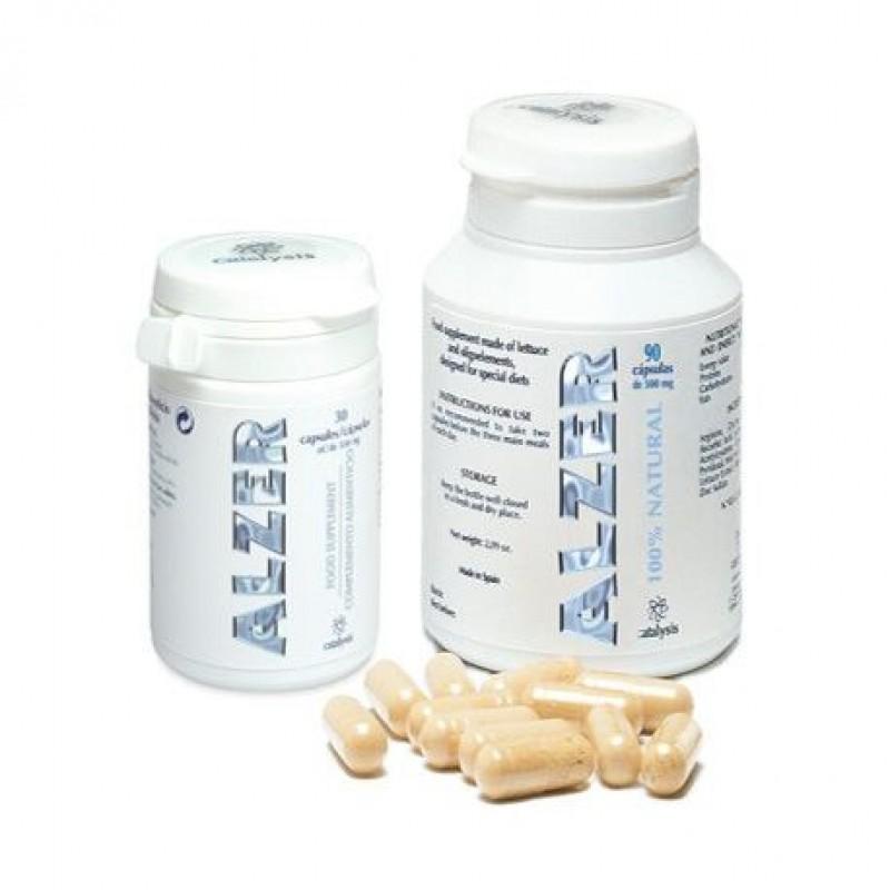 Alzer (30 capsule), Catalysis
