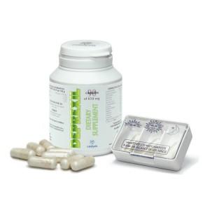 Deprexil (90 capsule), Catalysis