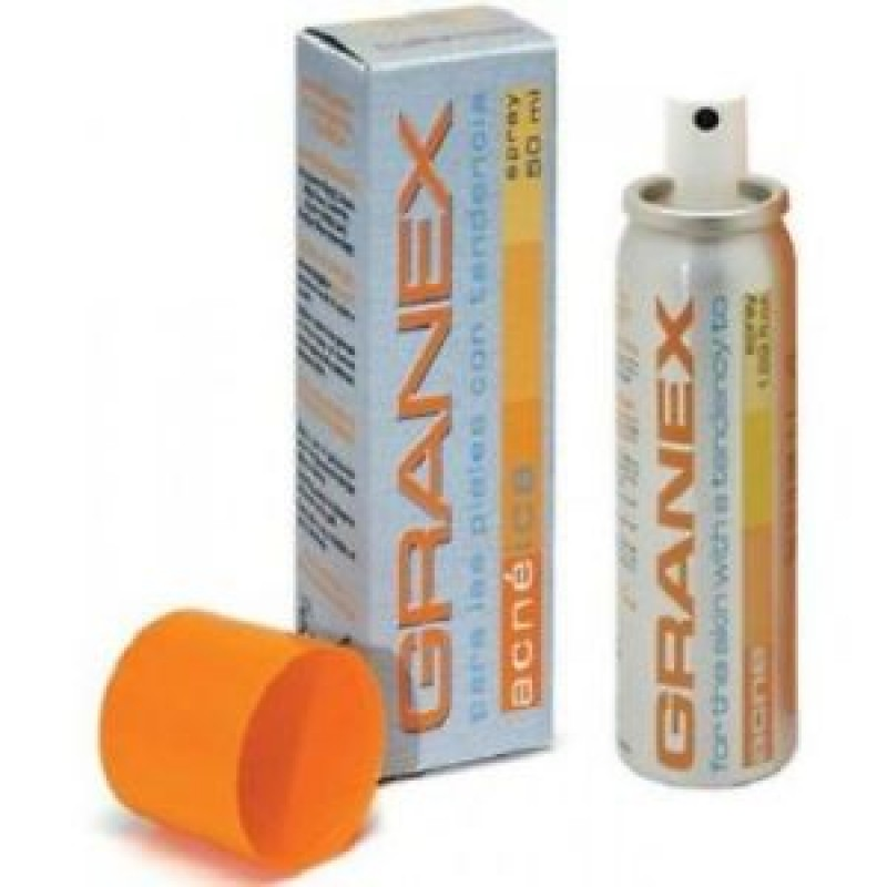 Granex Spray (50 ml), Catalysis