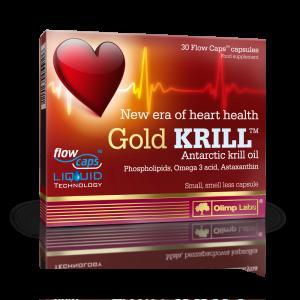 Gold Krill (30 capsule)