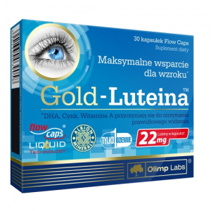 Gold Lutein (30 capsule)