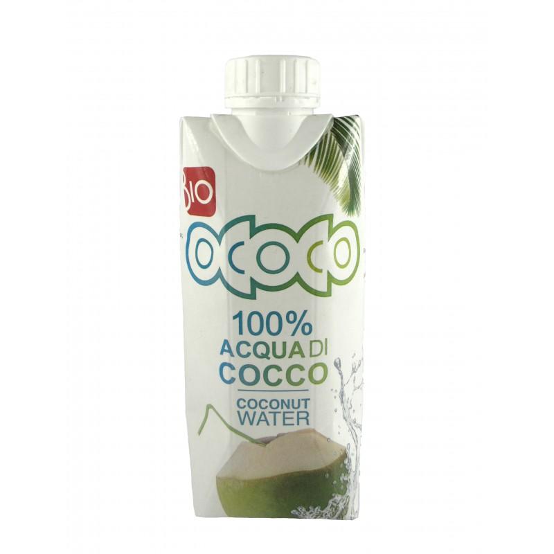 Apa de cocos naturala (330 ml), Deco Italia