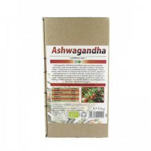 Ashwagandha pudra (200 grame), Deco Italia