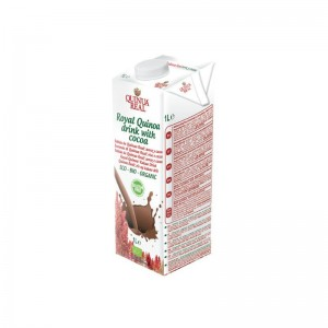 Lapte de quinoa cu cacao (1 litru), Deco Italia